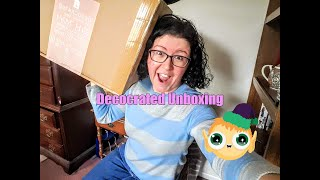 Decocrated Subscription Unboxing   Winter 2018
