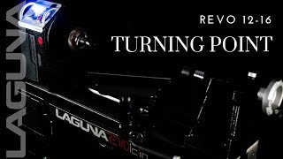The Definitive Midi-Lathe | Introducing the 12|16, Laguna's Newest Offering to the Turning World