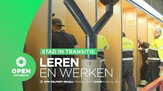 Stad in transitie | aflevering 5 | Nieuwe banen, nieuwe beroepen