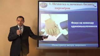 А.Бухтияров. Почему возникает усталость от бизнеса.