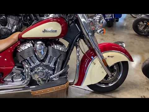 2015 Indian Chief® Vintage in Muskego, Wisconsin - Video 1