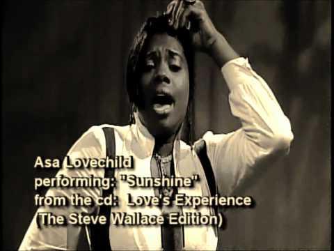 Asa Lovechild Talks Love's Experience.wmv