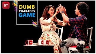 Helicopter Eela Movie Starcast Kajol & Riddhi Sen Played Action-Packed Dumb Charades Round