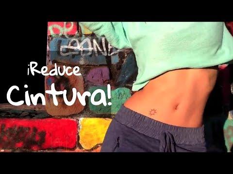 Reducir Cintura y Abdomen I Ejercicios de Oblicuos (Side Plank Hip Dip)