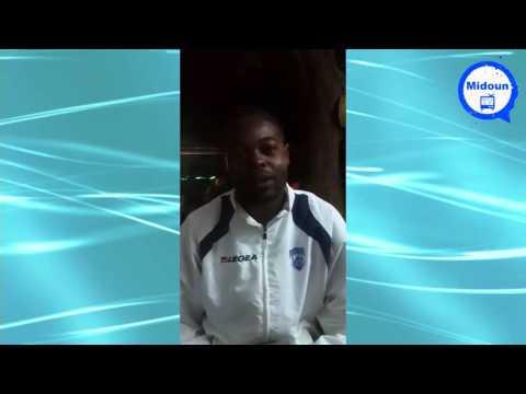 تصريح لاعب الأمل الرياضي بجربة عبد السلام حمودة بعد مقابلة الرديف