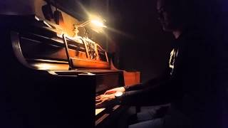 Dissection - Unhallowed piano cover