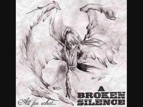 There They Go Lyrics – A Broken Silence