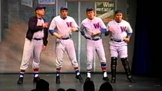 """Shawn Forster as Rocky in Damn Yankees - """"Heart"""""""