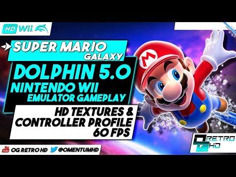 Super Mario Galaxy Dolphin HD Textures dds pack - смотреть онлайн на