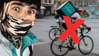 WHY I QUIT RIDING FOR DELIVEROO (PROS & CONS)