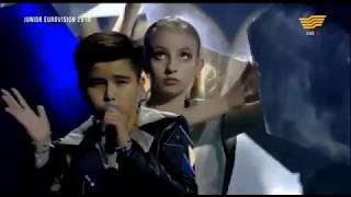 "Junior eurovision kazahstan 2018 Мейіржан Жидебай ""Елестер"""