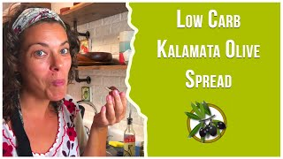 Kalamata Olive Spread Recipe