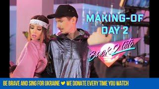 Время и Стекло - Back2Leto (Making-of Day 2)