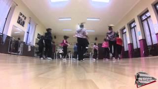 Coreografía de Ana Founaud: CPH Girls de Christopher feat Brandom Beal