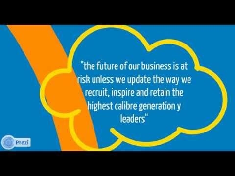 Video Prevolution: Generation Y Leadership