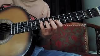 Payung Teduh - Diam (Intro Gitar + Chord Di Deskripsi)