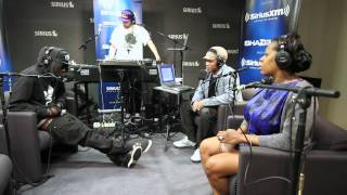 """Ab-Soul performs """"Pineal Gland"""" live on #SwayInTheMorning's In-Studio Concert Series"""