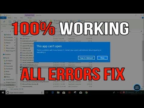 How to Fix Forza Horizon 3 Stuck at install - installation