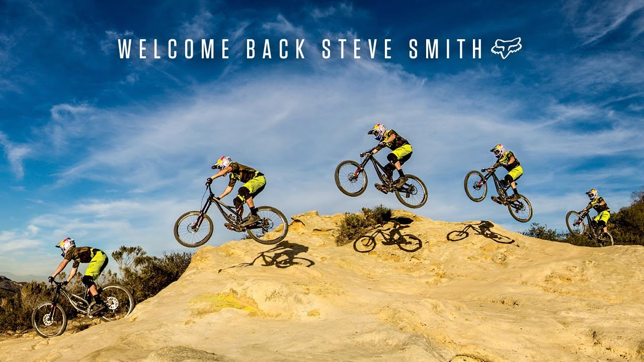 Fox MTB Presents | Welcome Back Steve Smith