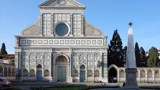 Alberti, Façade of Santa Maria Novella, Florence