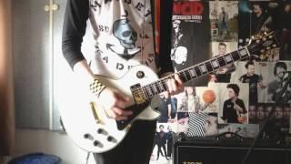 Blink 182 - Teenage Satellites Guitar Cover