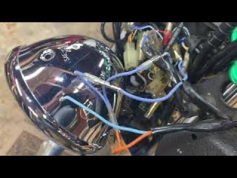 Honda Rebel LED Turn Signal Signal - FIX