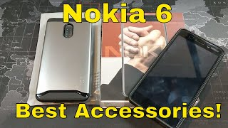 Nokia 6 - My favorite accessories! - @TudiaProducts
