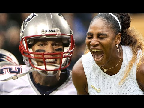 Tom Brady, Serena Williams, 1991 Pistons: Picking Out The Biggest SORE LOSERS In Sports