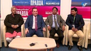 Международные наблюдатели из Индии поделились своими впечатлениями от хода выборов