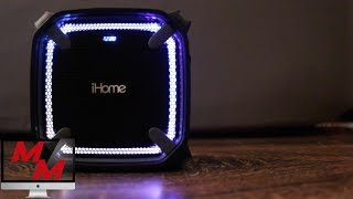 Bluetooth Speaker Review : iHome IBT371 |mM