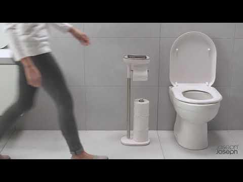 EasyStore Toilettenpapierhalter