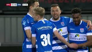 Thy doet oude club pijn in blessuretijd   Samenvatting Sparta Rotterdam - PEC Zwolle