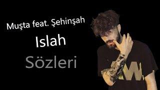 Muşta feat. Şehinşah - Islah | Lyrics - Karaoke   #ıslah   #şehinşah