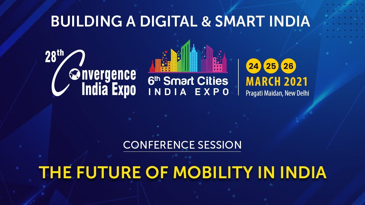 Conference Session on The Future of Mobility in India