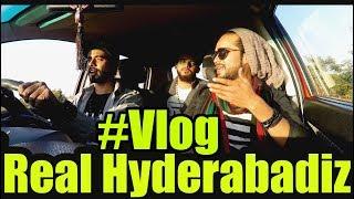 Real Hyderabadiz | Vlog | Hangout Village Farmhouse | DJ adnan Hyd | Abdul Razzak | Acram MCB