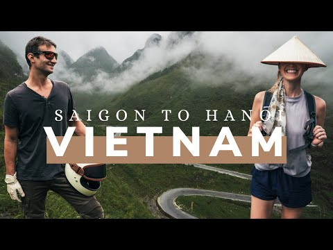 MOTORBIKE VIETNAM SOUTH TO NORTH - Travel Documentary