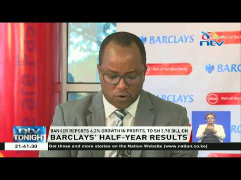 Barclays bank posts half year profits of Ksh 3.78B in 2018 financial results