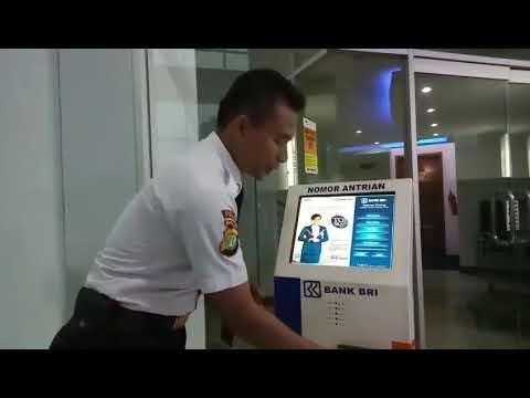 Role play customer service BRI Kc Jatinegara