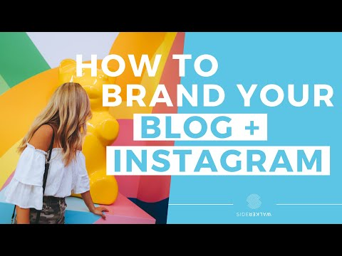 , title : 'Branding for Influencers and Bloggers - Expert Tips!