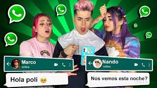 LE REVISÉ EL TELÉFONO A MIS VECINAS Y DESCUBRÍ QUE... ¿Nanlila es real?