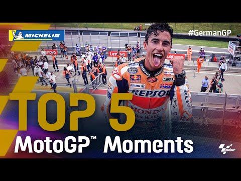 マルケスが優勝!MotoGP 2021 カタルニアGP 決勝レースのハイライト動画