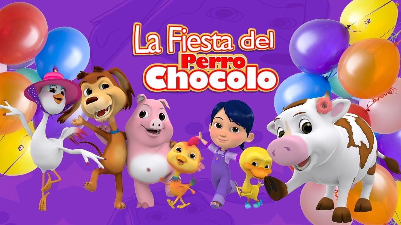 LA FIESTA DEL PERRO CHOCOLO - TEATRO Y MÚSICA INFANTIL