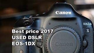 一眼レフカメラ「Canon EOS-1DX」の激安中古を買った件 Used Full Frame DSLR Unboxing Test