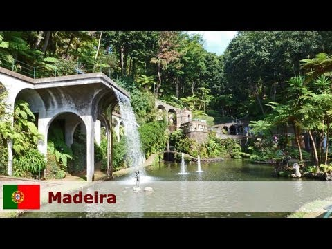 Madeira - Portugal - The most beautiful sights