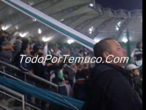 """""""Los Devotos Compacto Vuelta Temuco 2 - 2 Salas"""" Barra: Los Devotos • Club: Deportes Temuco"""