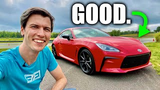 2022 Toyota GR 86 Review - The Perfect Affordable Sports Car!