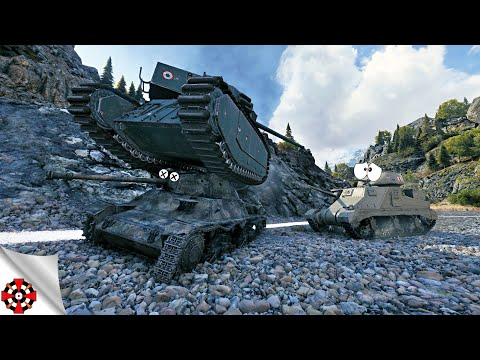 World of Tanks - Funny Moments | WINS vs FAILS! (WoT fails, May 2019)