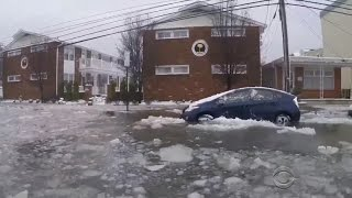 New Jersey seeing major flooding