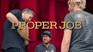 Becoming Food Delivery Drivers | Proper Job #2