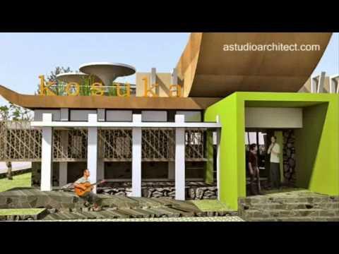 Desain Restoran Kosuka Arsitektur Rumah Tinggal Dan Desain Interior